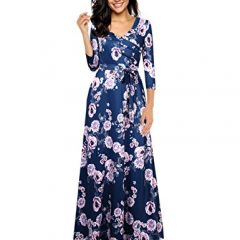 Women Floral Maxi Dress Dreams