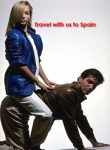 Fly with us to Spain